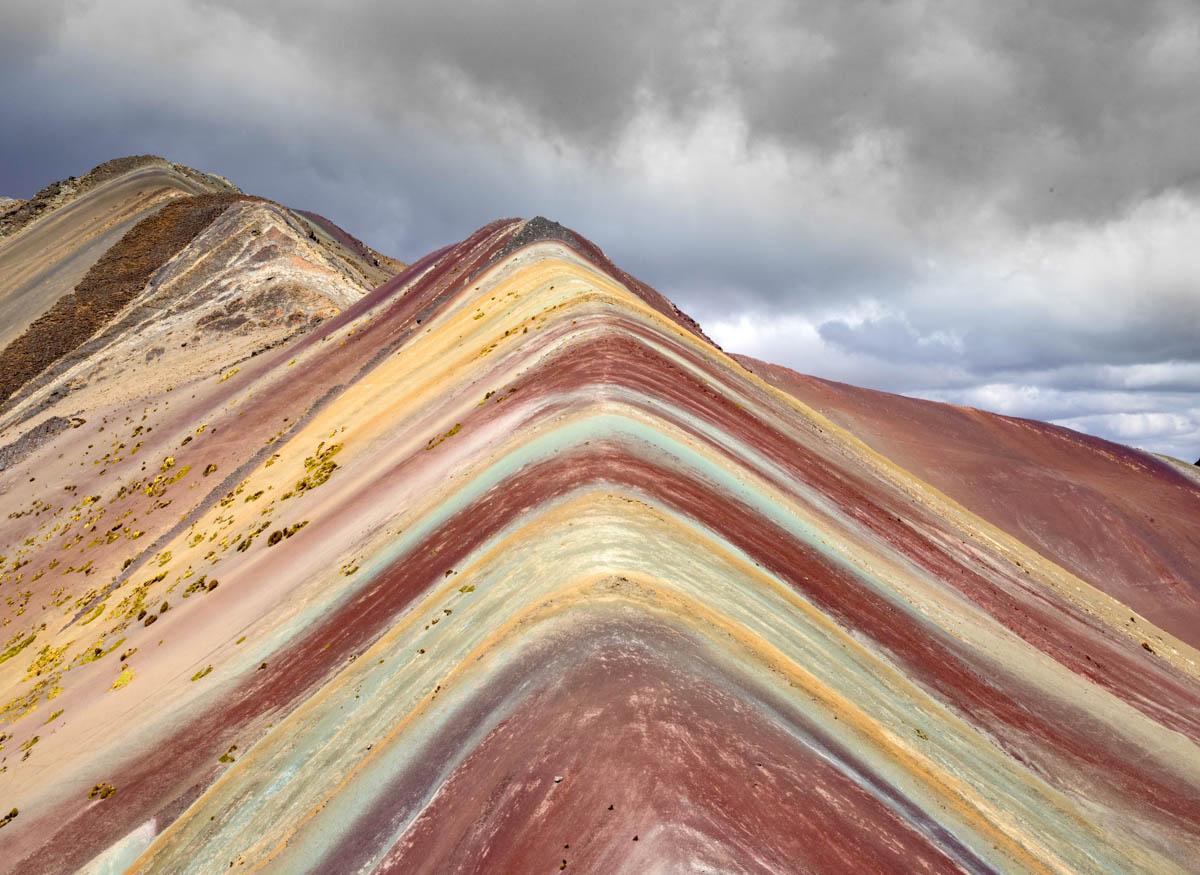 Qué ver Argentina: Montaña Siete Colores
