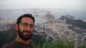 Panoramica de Rio de Janeiro