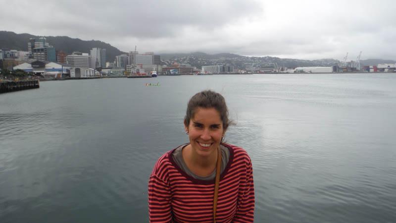 Wellington, Isla norte de Nueva Zelanda