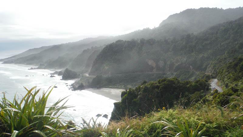 Río Pororiro, Isla Sur de Nueva Zelanda