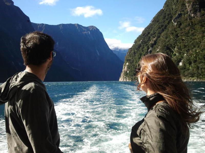 Parque Fiordland, Nueva Zelanda