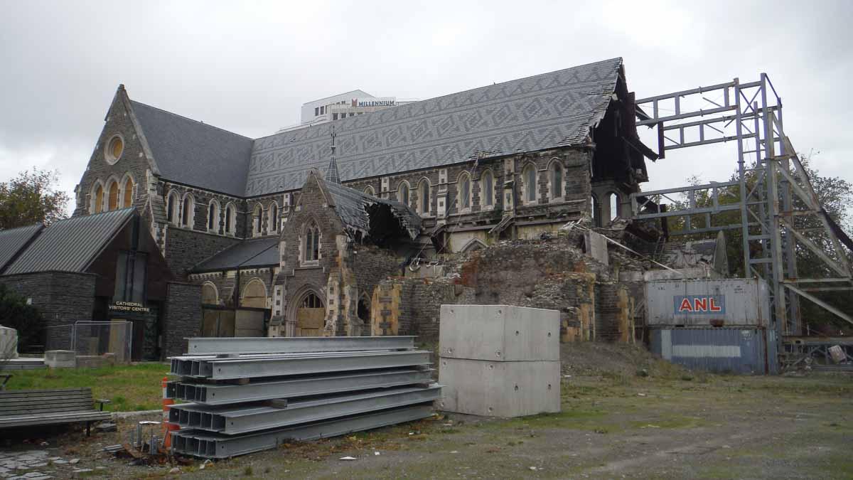 Que ver en Christchurch