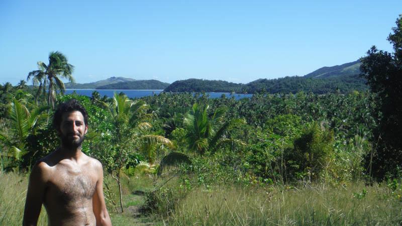 Vista de las islas
