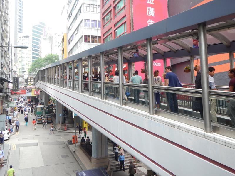 escalera mecánica cubierta más larga del mundo