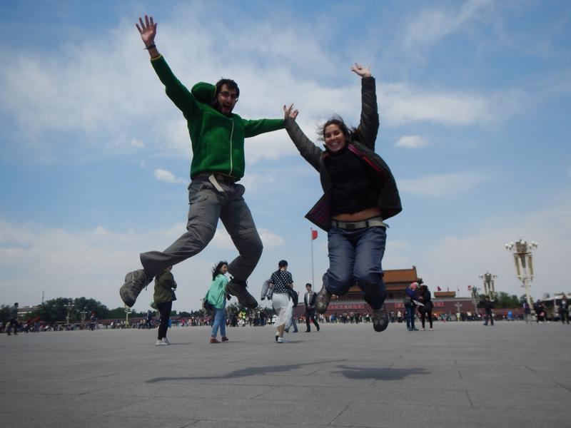 Centro histórico de Pekín
