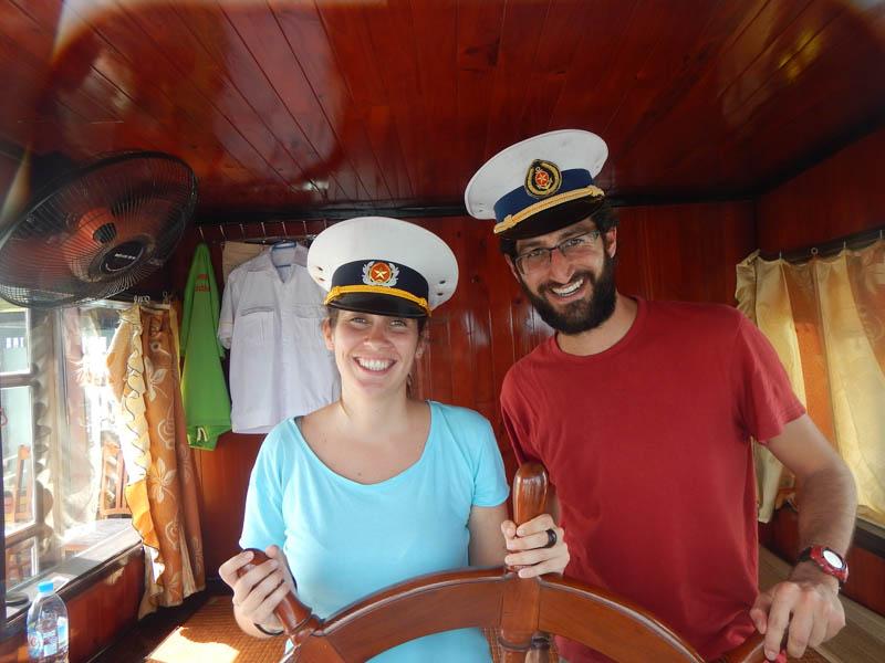 Luxury Imperial Cruise, Bahía de Ha-long, Vietnam