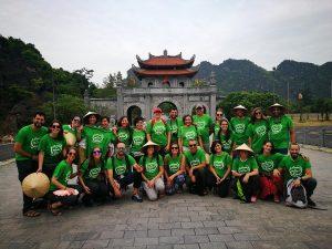 Templo en Ninh Binh