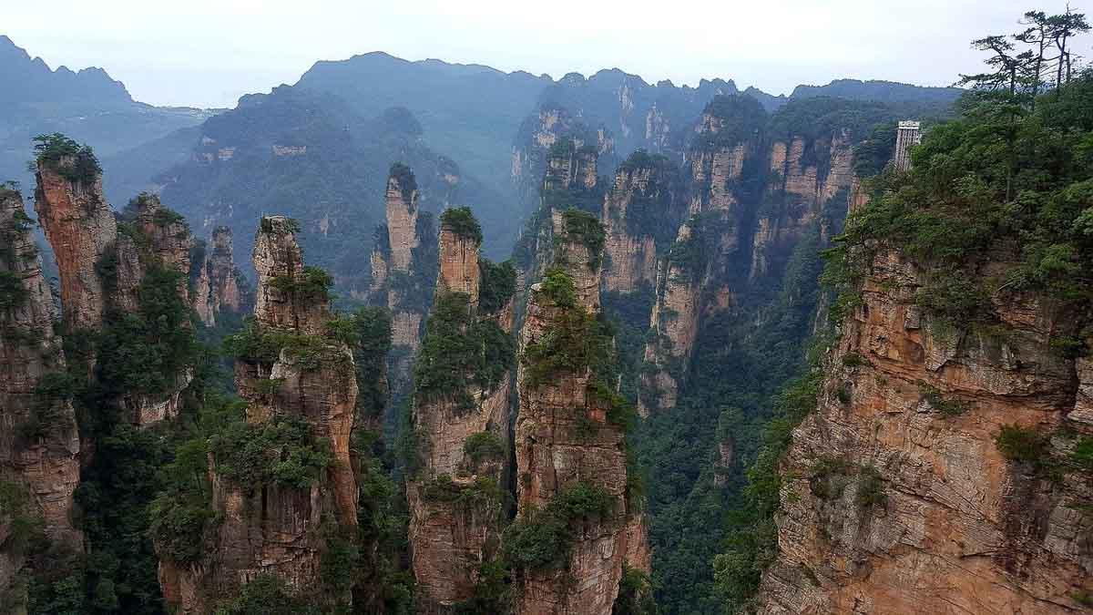 Que ver Zhangjiajie