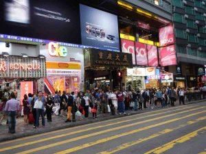 Alojamiento en Hong Kong