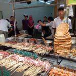 Comer en Xian