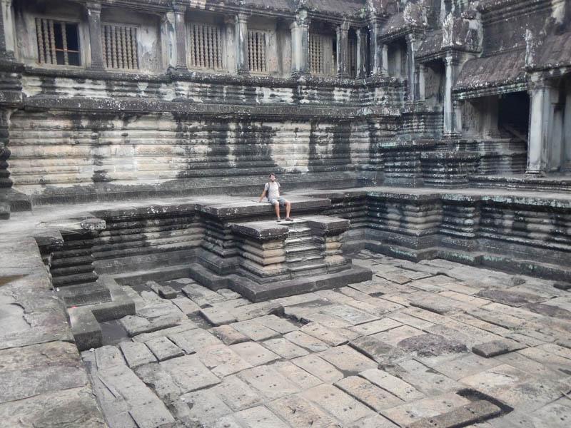 Angkor Wat, Templos de Angkor