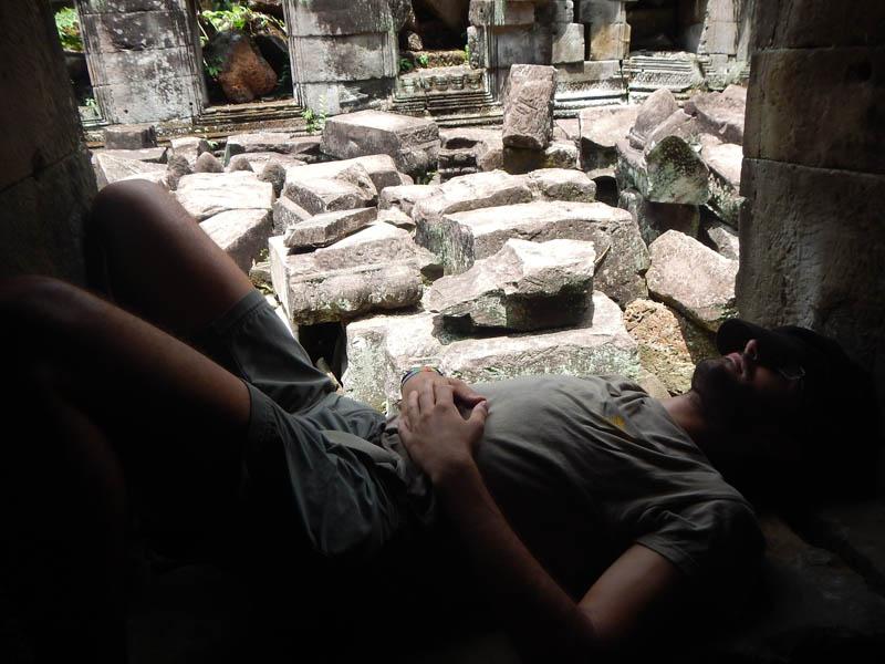 Ta Prohm, Templos de Angkor