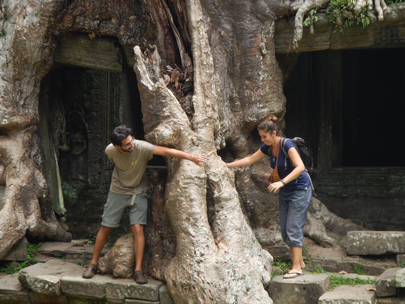 Imprescindibles en Camboya