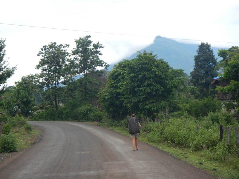caminata a Tadlo