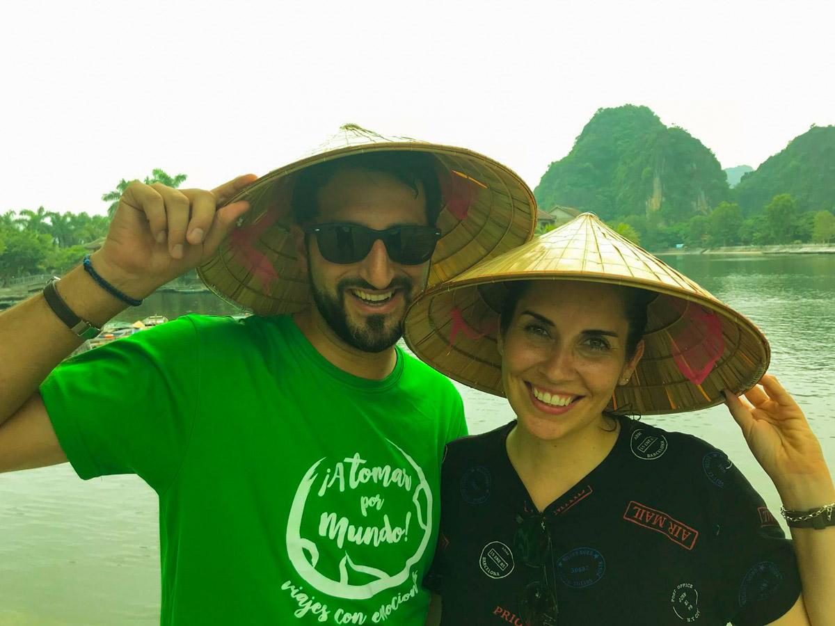 Que ver en Vietnam: Nosotros en Ninh Binh