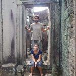 Puertas en Angkor