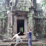 Tom Raider en Angkor