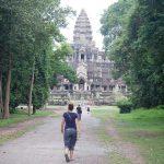 MJ en Angkor