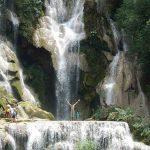 Cataratas norte de Laos