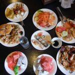 Comer en Laos