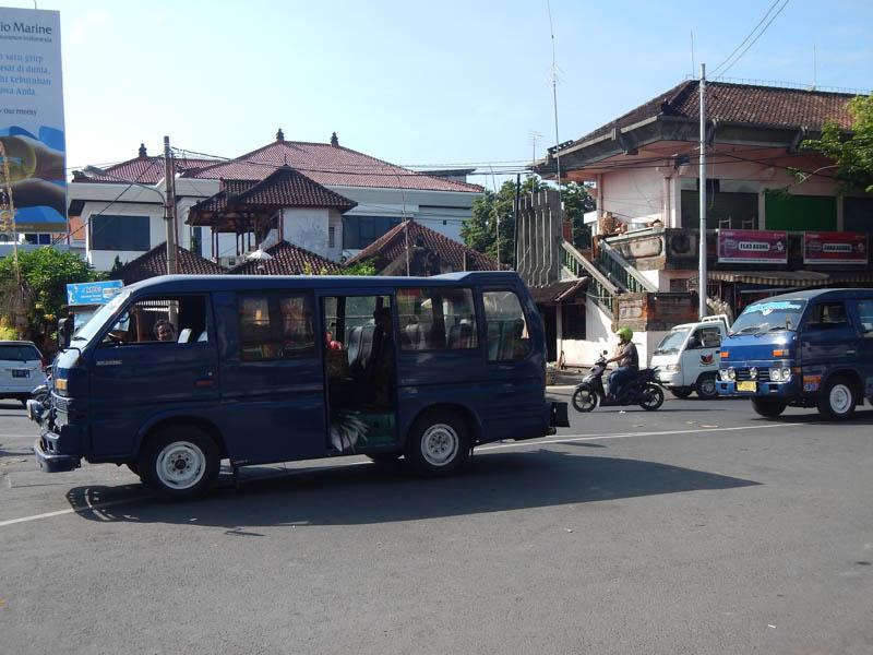 de viaje en Java