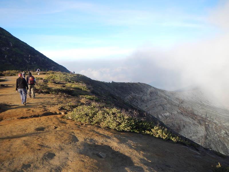 volcán Kahaw Ijen