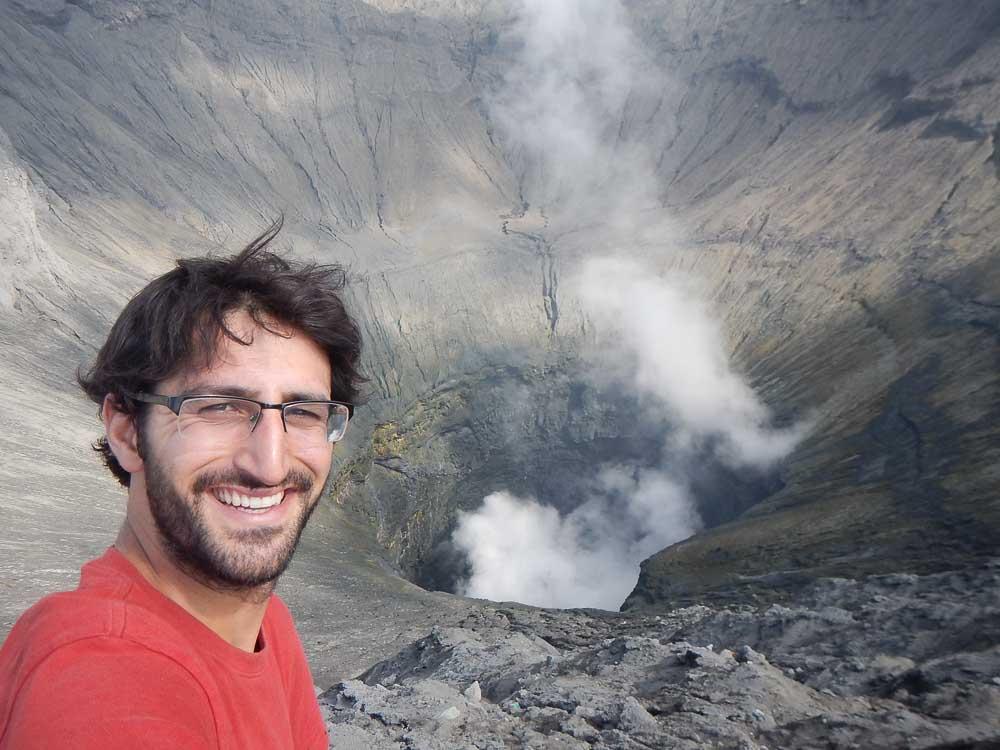 Visitar el volcan Bromo