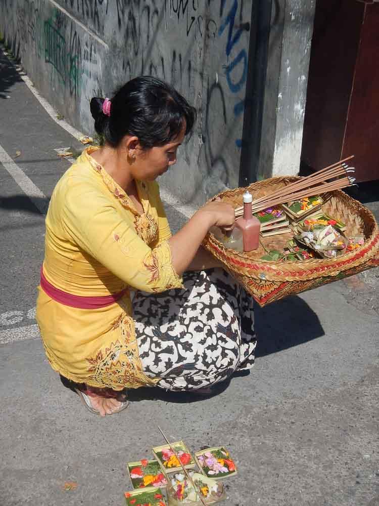 Religion en Bali