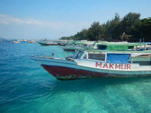 Traslado a Gili desde Bali