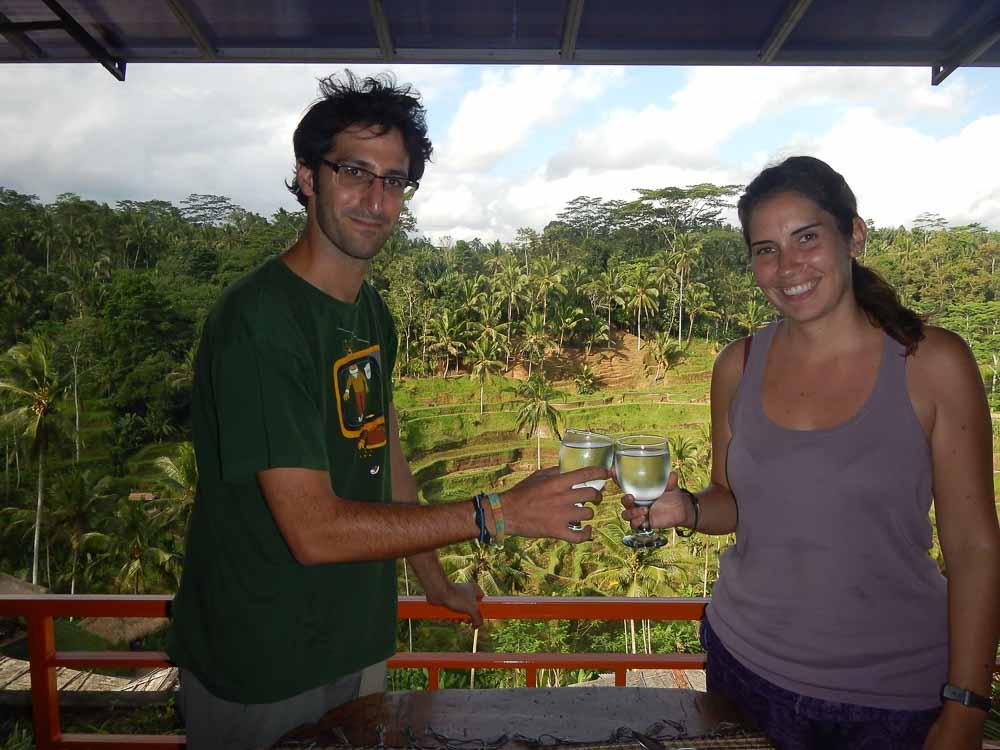 Que ver en Bali: terrazas de arroz