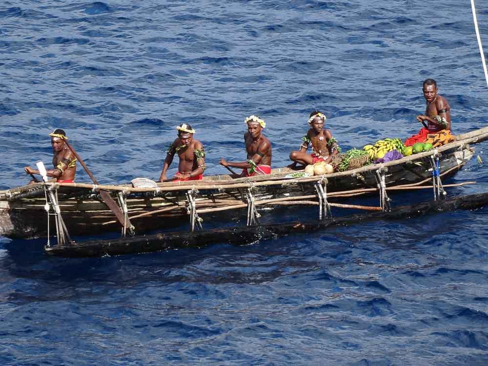Papua: Tribus de Indonesia