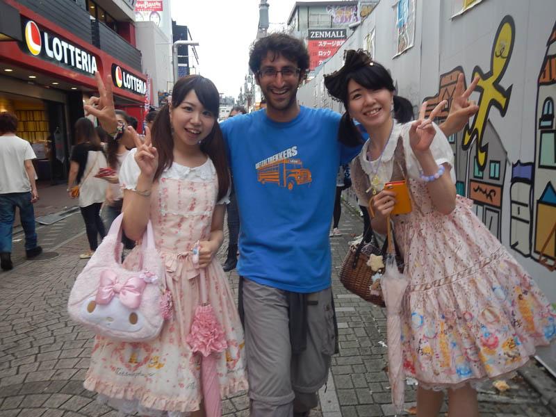 JP en Tokio