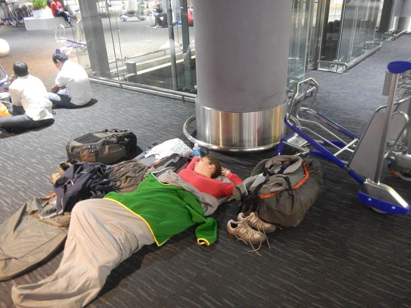 aeropuerto de Nagoya