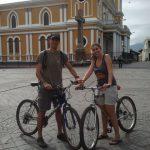 En bicicleta por Guatemala