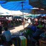 Mercado en Mexico