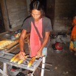 Comer en Indonesia
