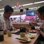 Comer en Osaka
