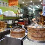 Comer en Asia