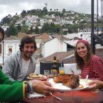Comer en Ecuador