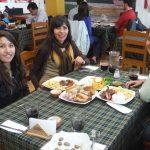 Comer en Peru