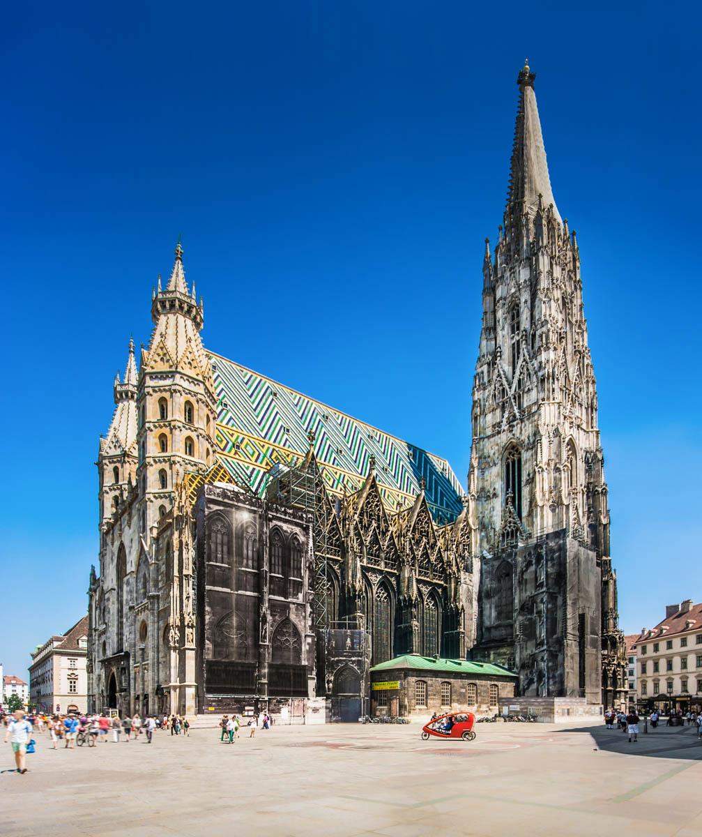 Catedral St. Stephen's de Viena