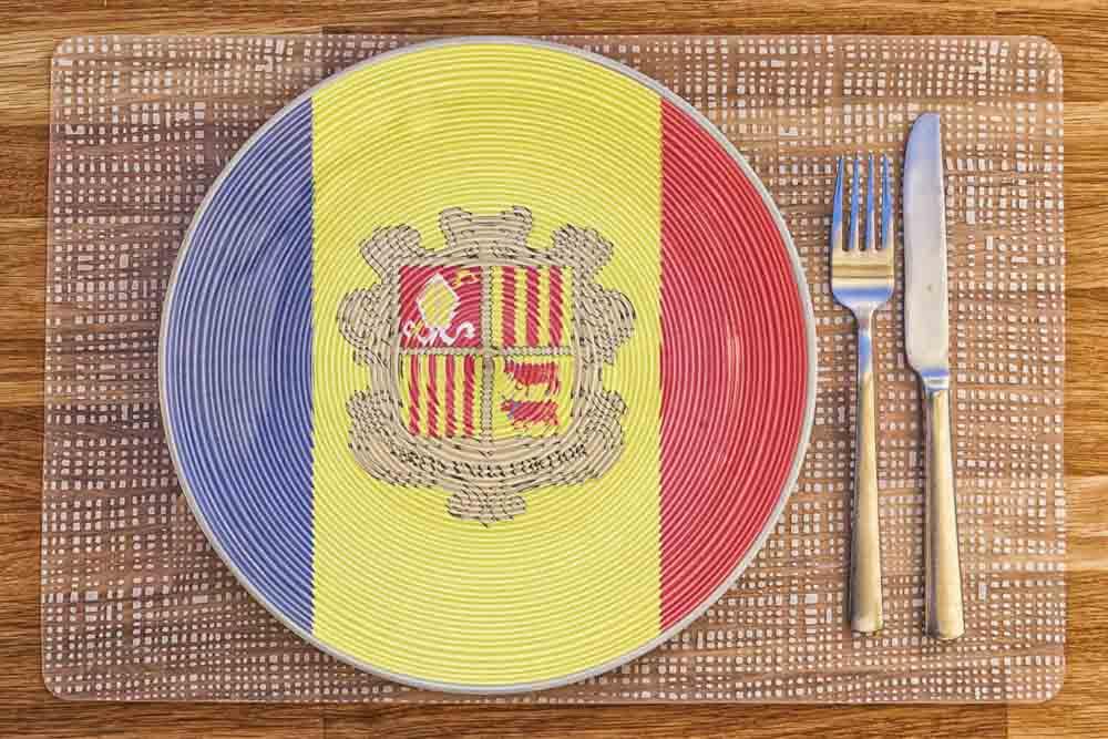 Comer en Andorra