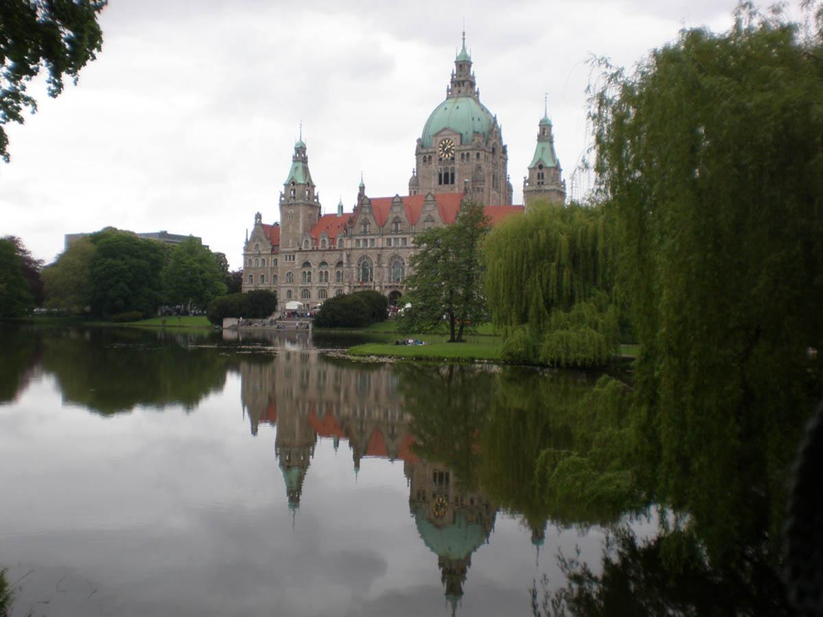 Ayuntamiento de Hannover