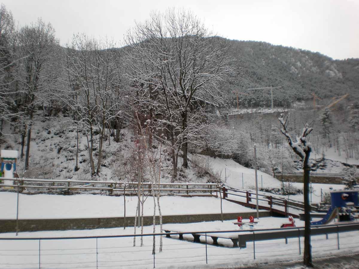Parque en Andorra
