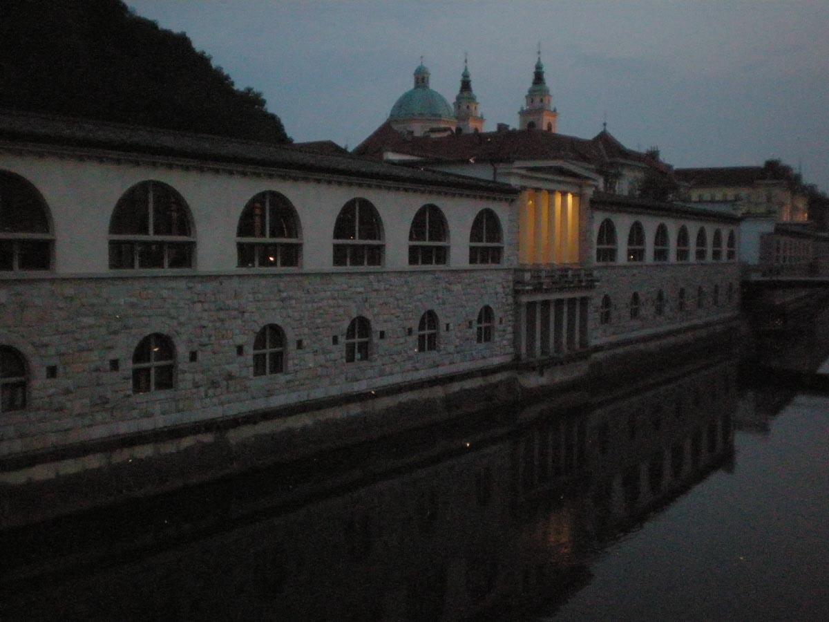 Rio en Liubliana