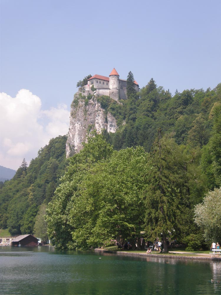 Entorno del Lago Bled