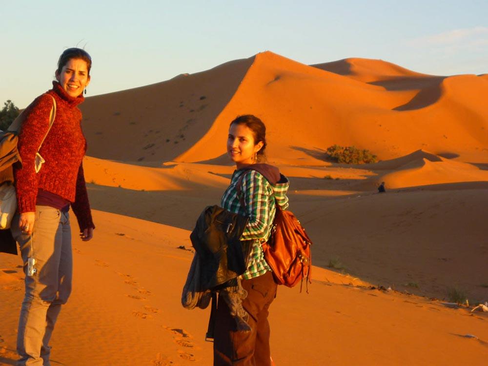 Desierto Marruecos Merzouga