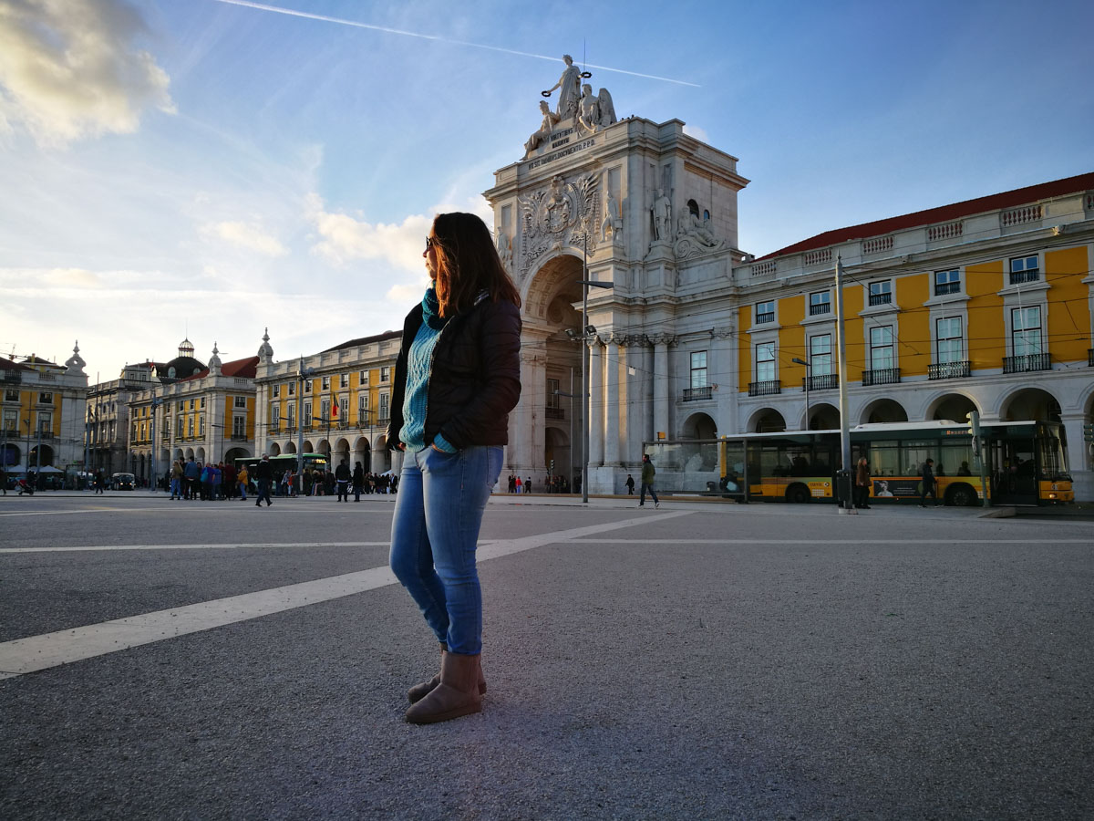 MJ en Lisboa