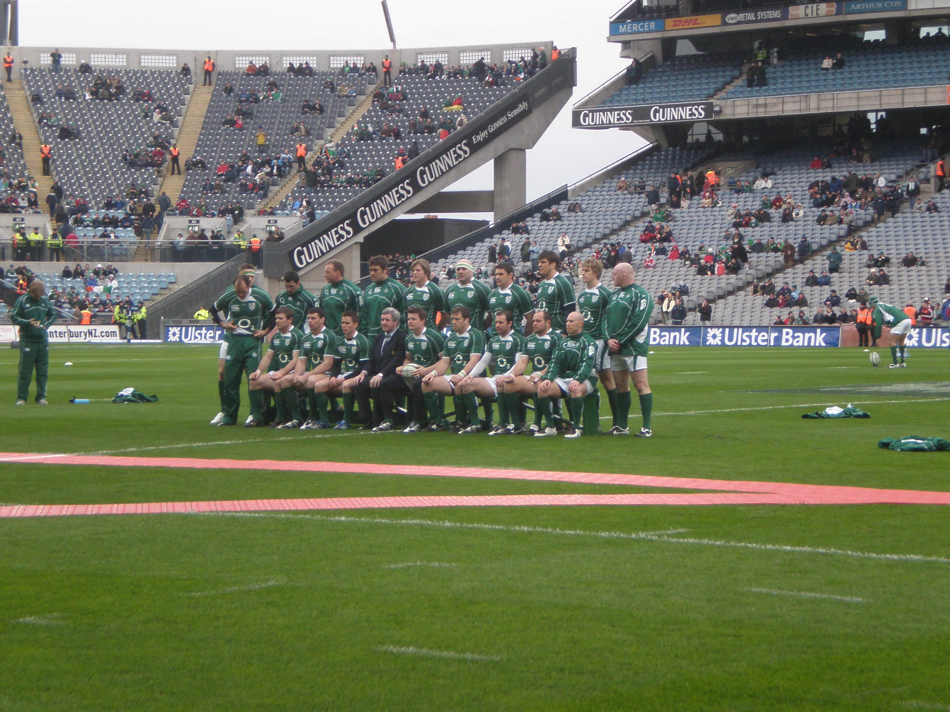 Rugby en Irlanda