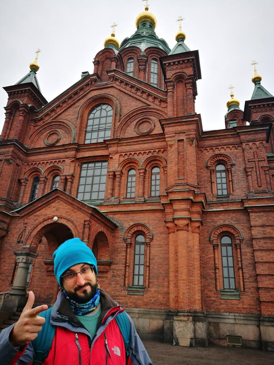 Catedral Ortoxa de Helsinki